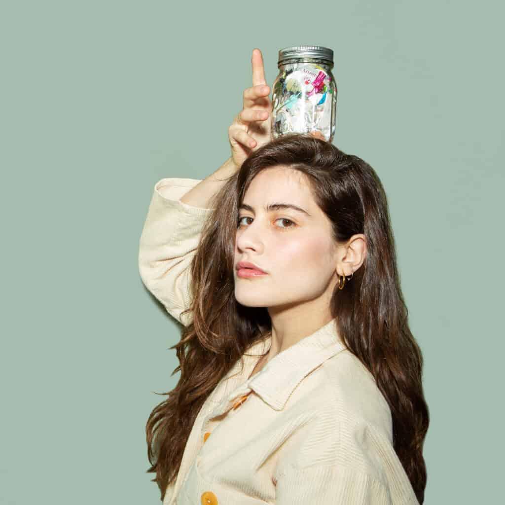 Portrait of Lauren Singer