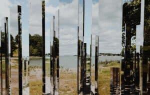 Maze of Mirrors: Art installation at World's End, Hingham, USA (Image credit: Kelly Sikkema on Unsplash)