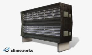 Module of the next generation of Climeworks technology