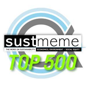 SustMeme Top 500 rankings logo