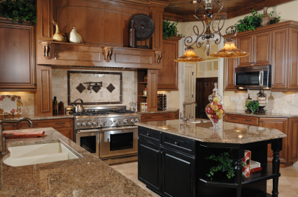 Kitchen Entertaining is the Center of all Entertainment at Home