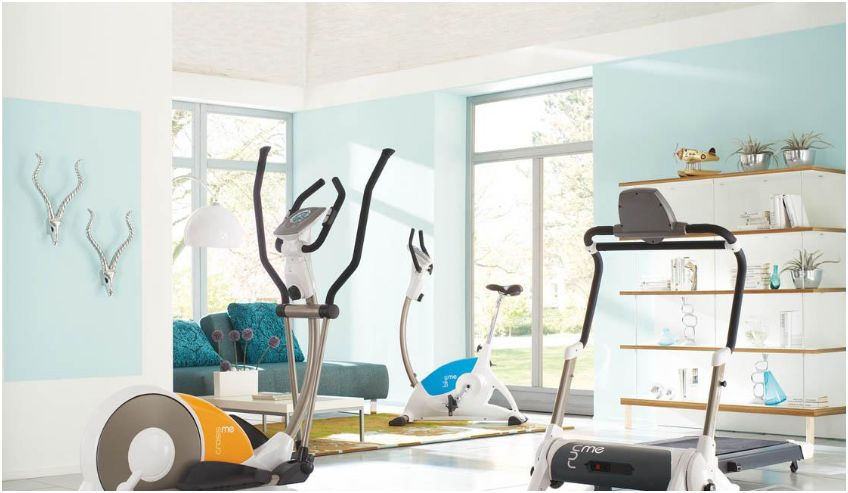 In Home Fitness Rooms