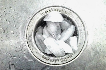 Sharpen and Clean Garbage Disposal
