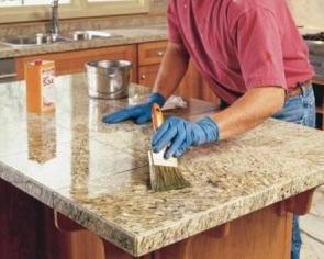 HomeZada Maintenance Tip: Reseal Stone Surfaces