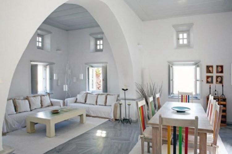 Greek Inspired Home Decor