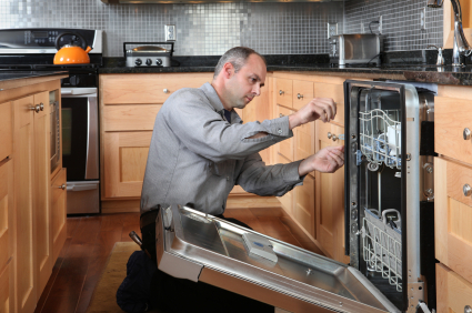 HomeZada Home Maintenance Tip check dishwasher water connections