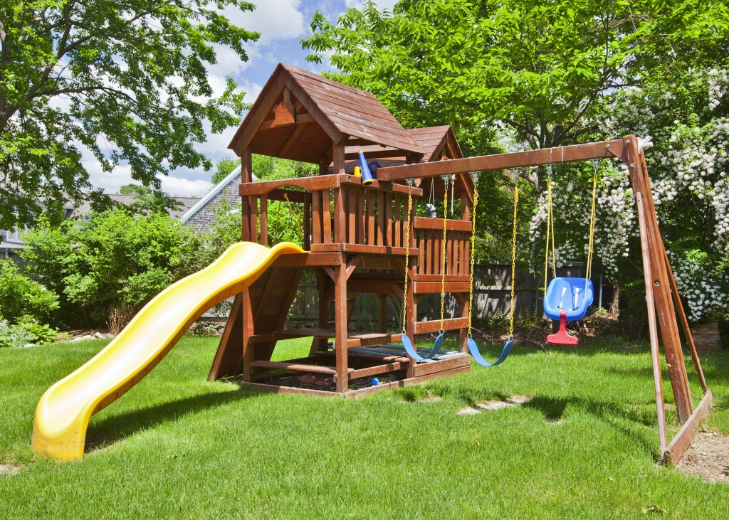 Create a Park in Your Backyard