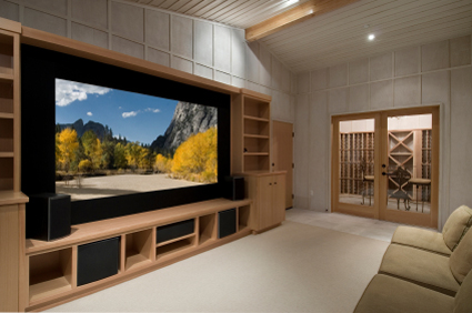 home remodel theater