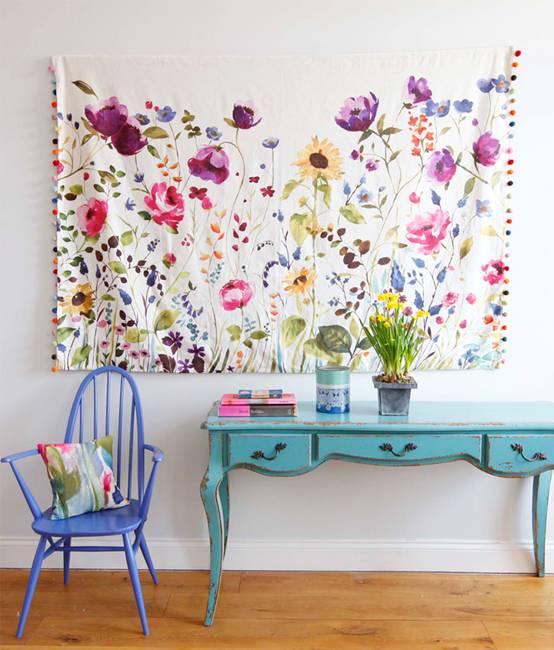 watercolor-prints-interior-decorating-ideas-1