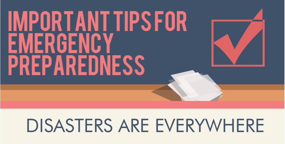 HomeZad Emergency Preparedness Infographic