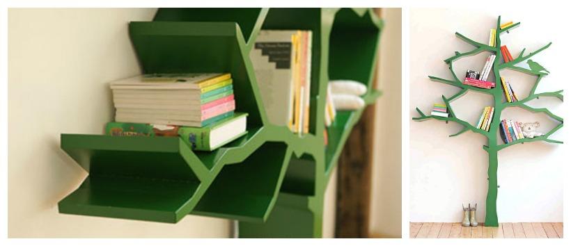tree shelf