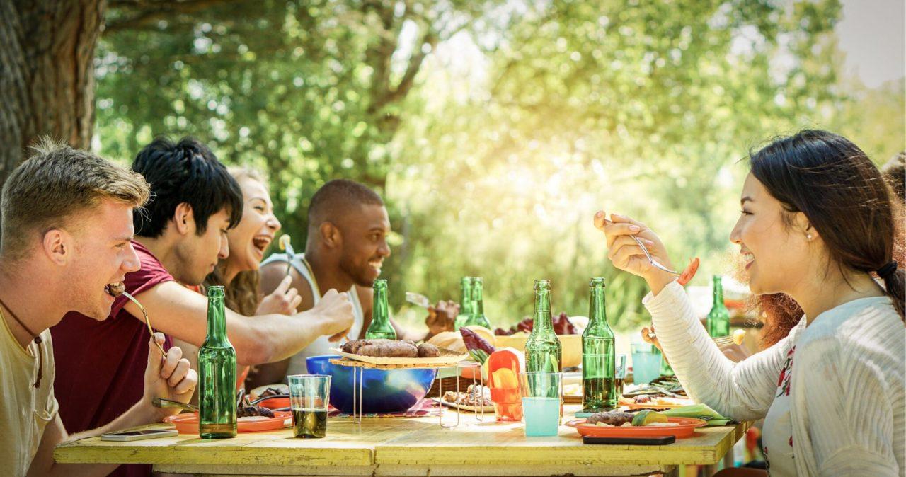 Host an Outdoor BBQ