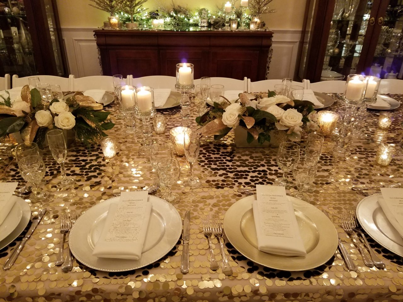 13 Last Minute Table Decorating Tips