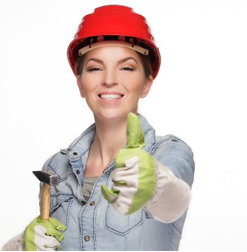 home repairs any woman can tackle