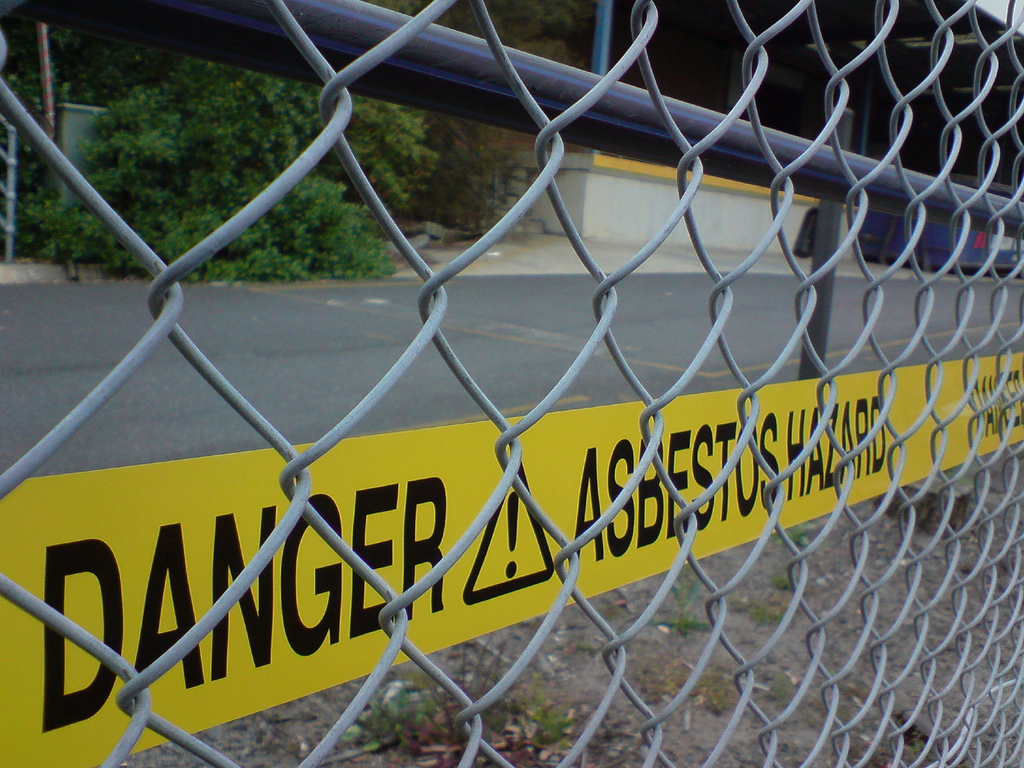 The Risk of Asbestos and DIY