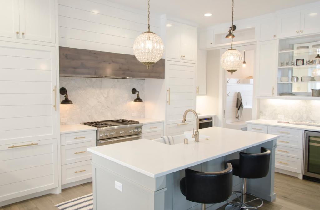 5 Easy DIY Kitchen Countertops
