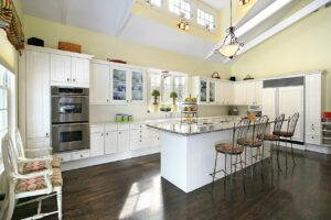 How does kitchen remodeling impact a home