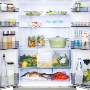 7 Tips to a Better Organized...and Healthier...Refrigerator and Freezer