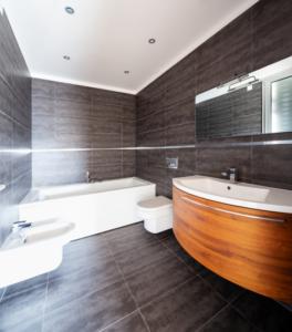 Creating a Hotel Style Bathroom