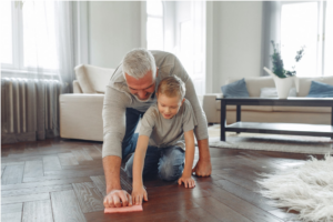 4 Home Management Skills To Teach Your Kids