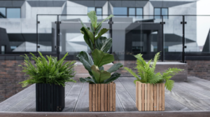How to Build a Planter Box from Cedar