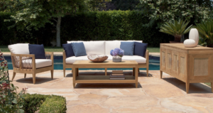 How to Pick the Right Outdoor Furniture for Where You Live