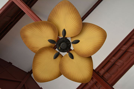 Replace Your Light Fixtures with Ceiling Fans and Reap the Benefits