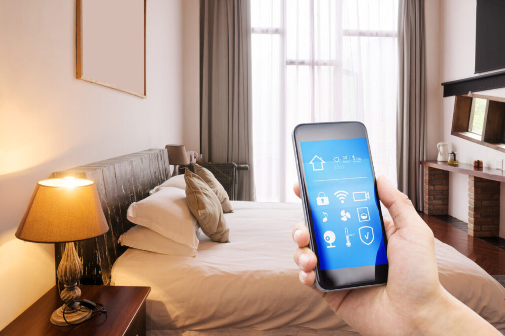 Ideas to Turn Your Bedroom into a Smart Bedroom