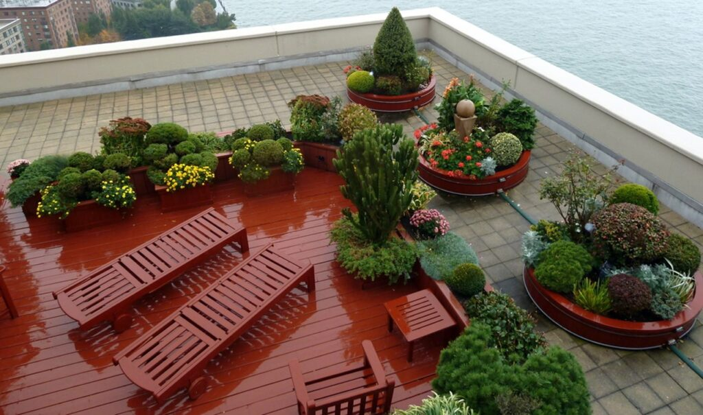 8 Deck Gardening Ideas and Tips for Beginners