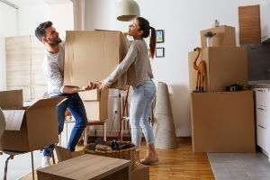 Complete Checklist for Moving Into Your First House