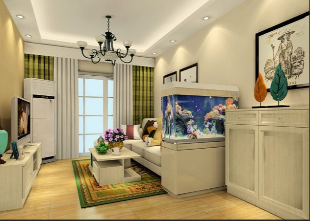 5 Awesome Ideas for an Aquarium in Your Living Room