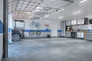 Benefits of Industrial Lighting in Your Garage