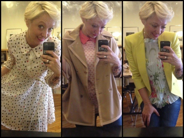 Test Drive from Ted Baker London Spring 2013