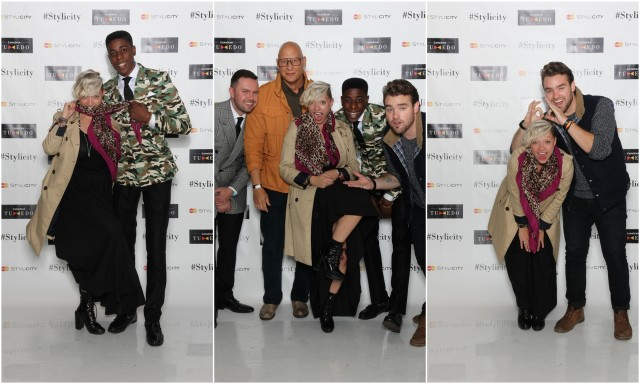 Mastercard Stylicity Celebrates the Canadian Tuxedo at The Room