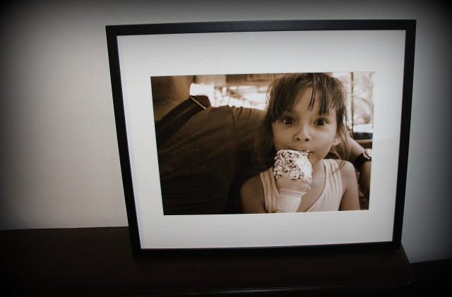 Emily's Ice Cream + Canon's Blogtography Program