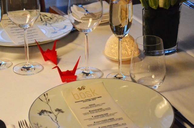Table Setting_02,  #iheartbosk Media Dinner at Shangri-La Toronto