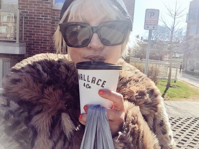 Casie Stewart, Toronto Blogger