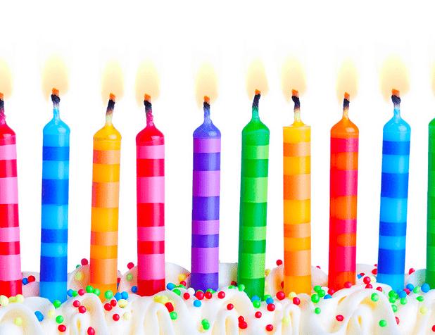 Casie Stewart celebrates 10 years of blogging!
