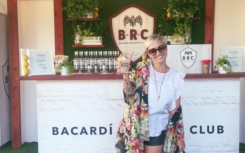 Game, Set, Match! Bacardi Canada Raquet Club & Cocktails