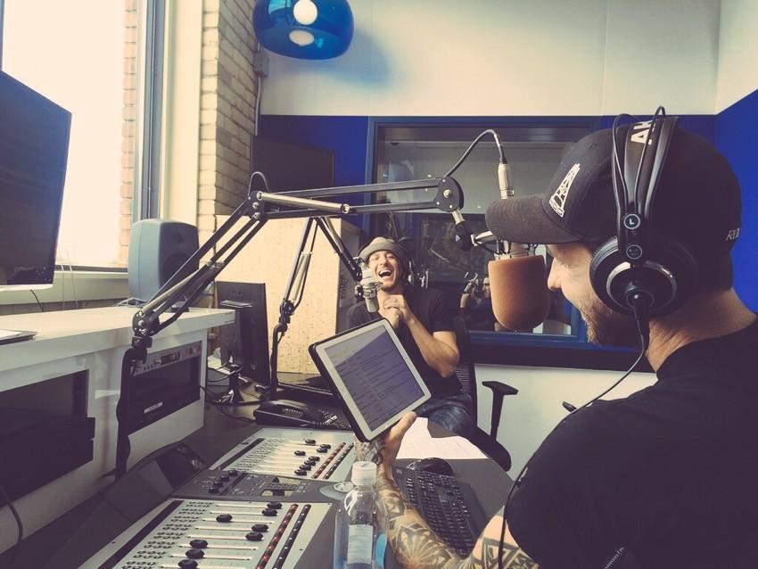 SiriusXM's Canada Laughs & The Todd ShowShapiro Show
