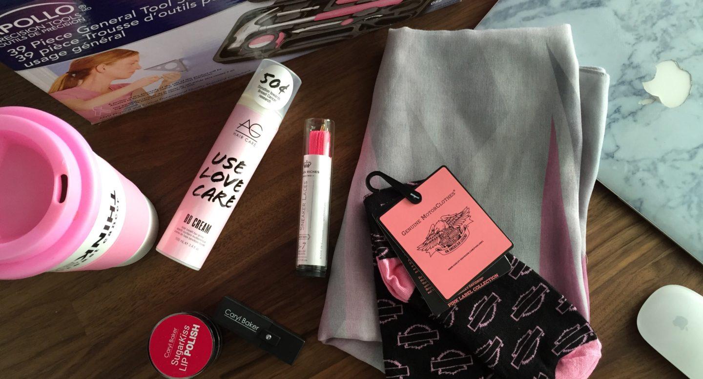 rethink, breast cancer, rethinking pink, casie stewart, rockit promo