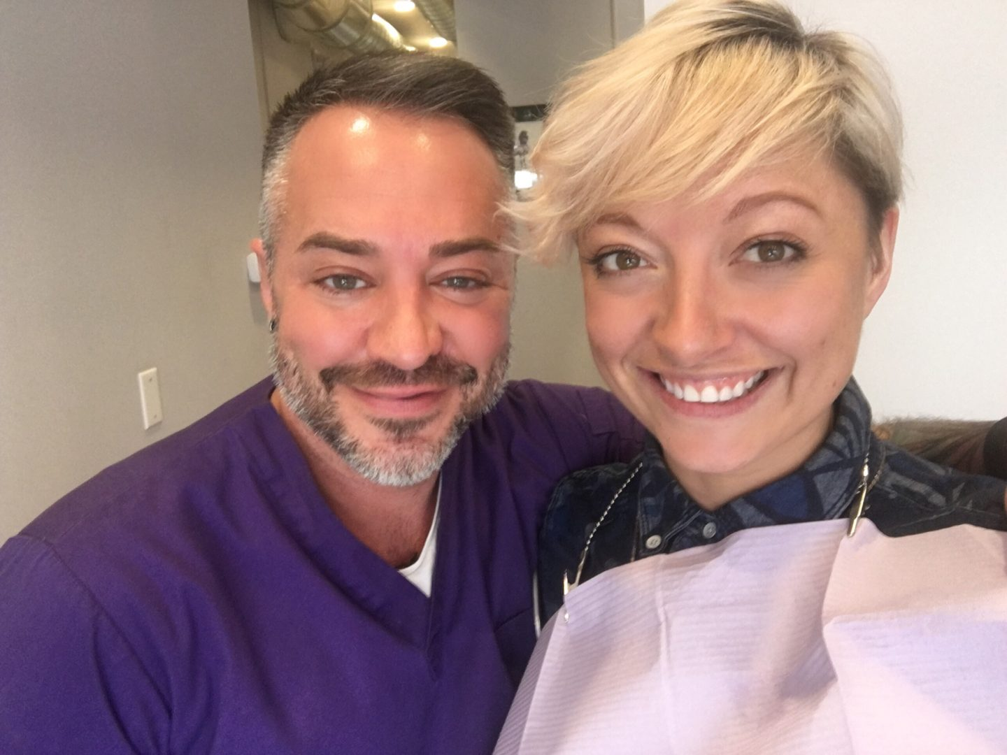 All Smiles – I Finally Went to the Dentist!
