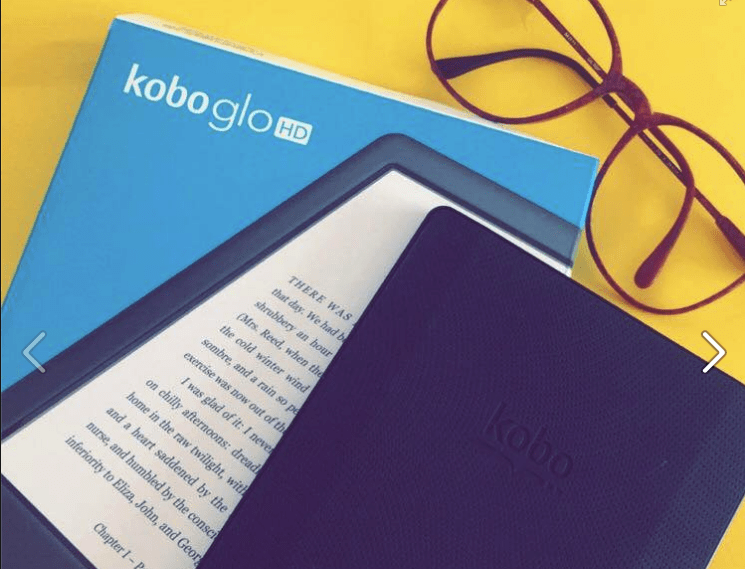 Summer eReading in the Sun + Kobo Giveaway
