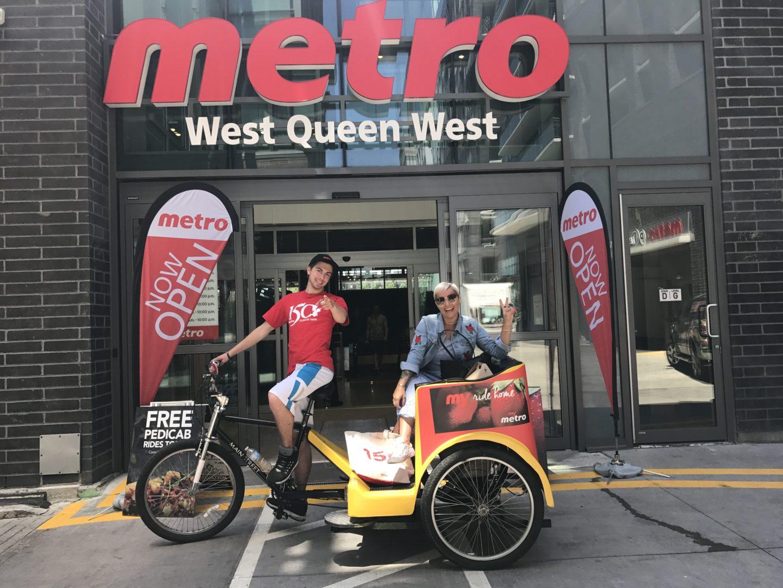 West Queen West Has a Metro Now!