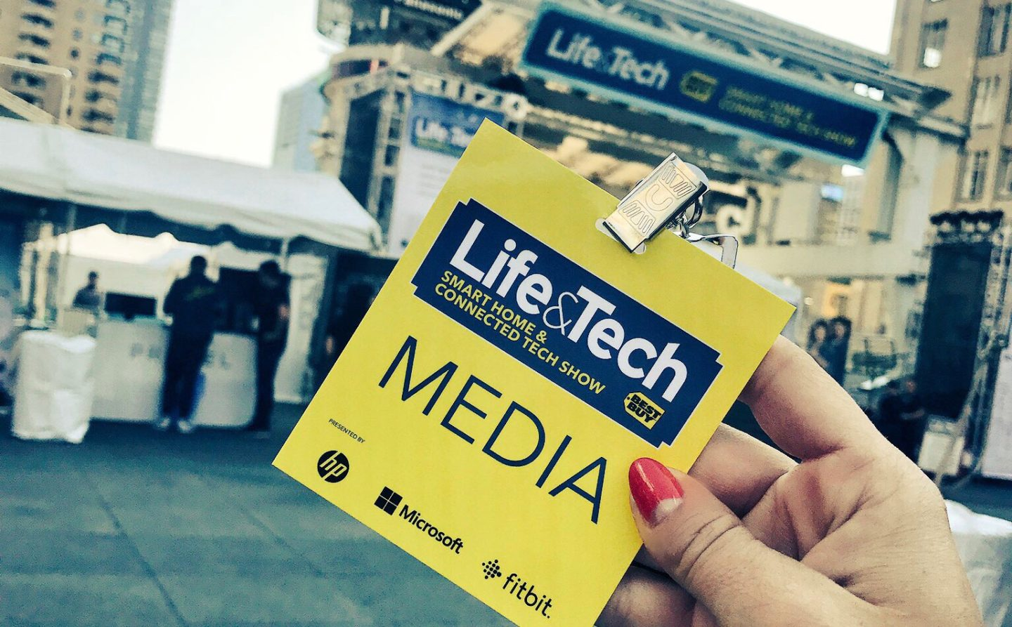 Best Buy Life and Tech Show 2017