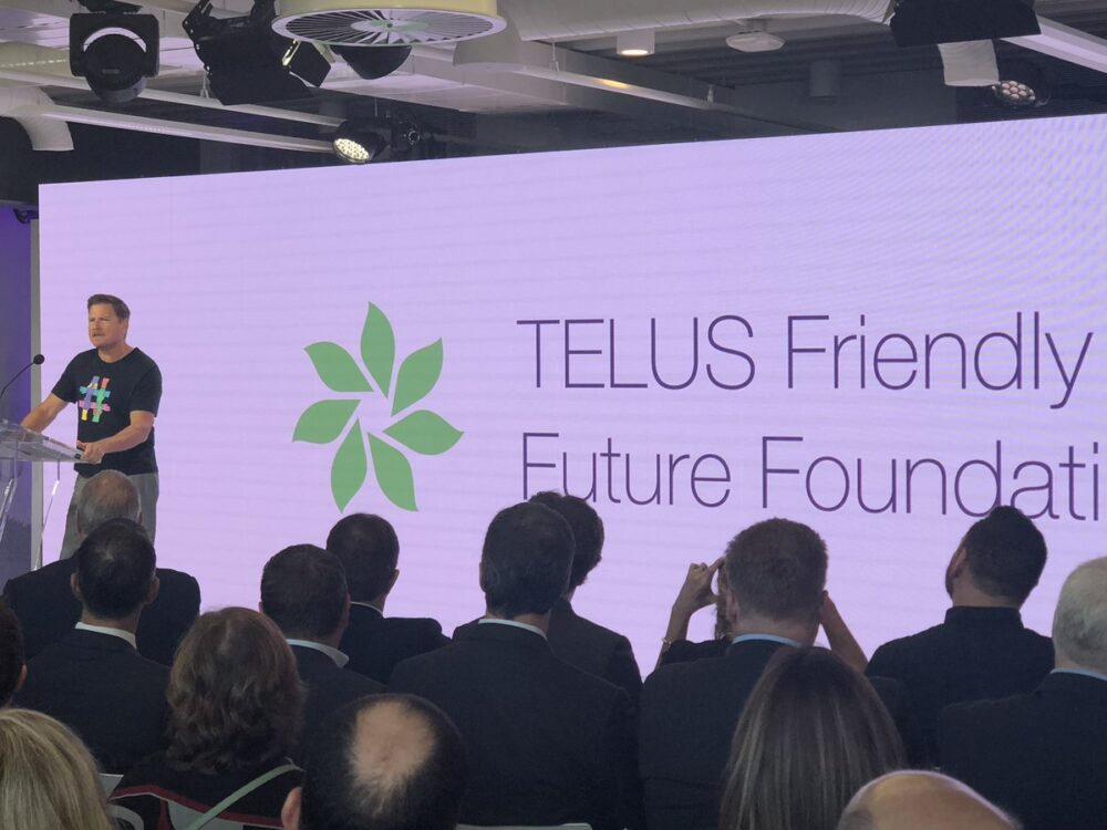 telus, future friendly, partner, blogger, tech, foundation