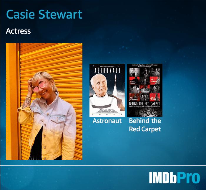 Casie Stewart, Actress, IMDB