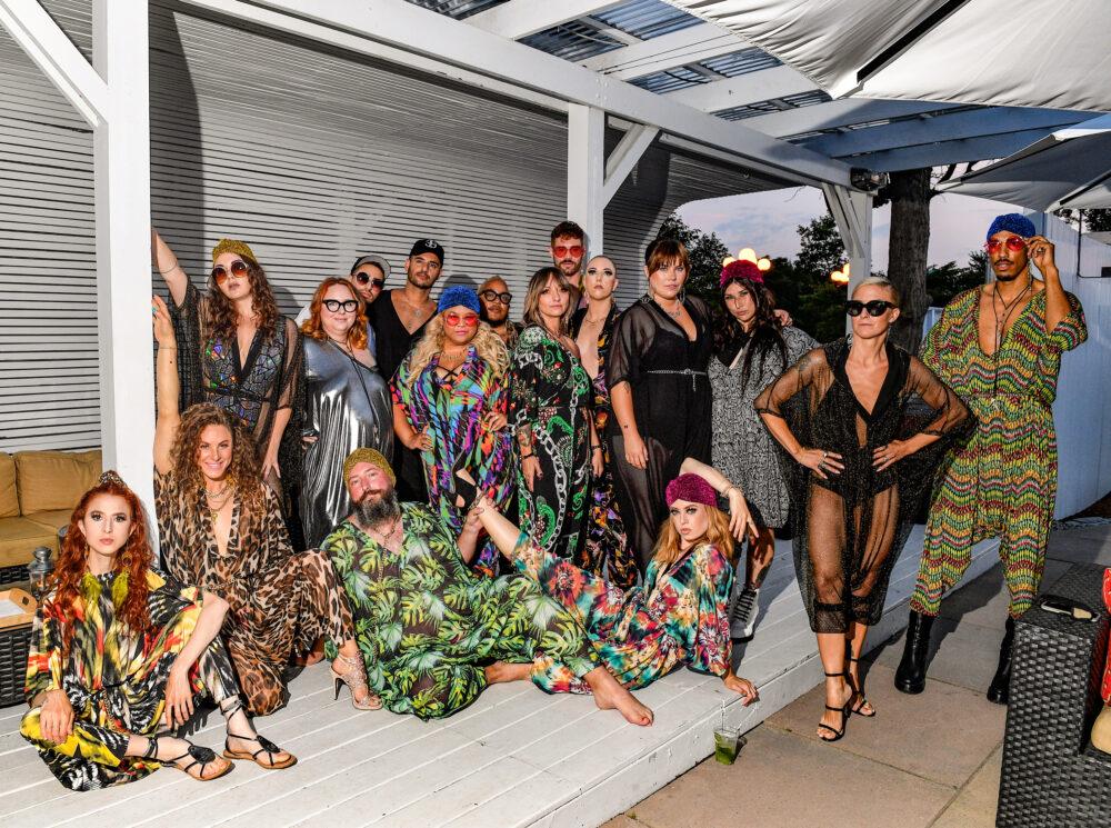 Day 519: Biddell Fashion Show!