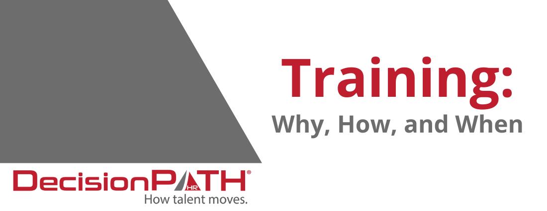 Training Blog Header