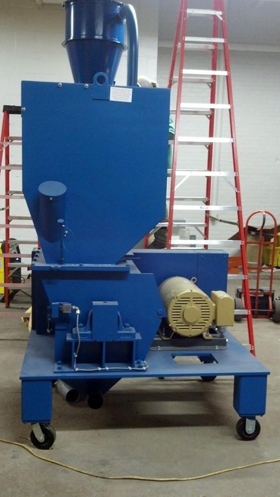 1624CM cable Granulator (40hp)